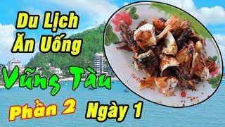 Vietnam Street Scenes 2018 - Vungtau Vlog #02 - Vietnam street food