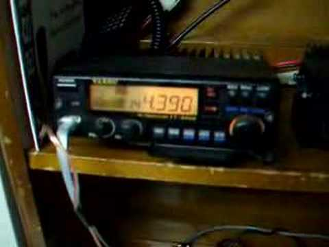 Hamshack VE9DKS, aprs igate & echolink