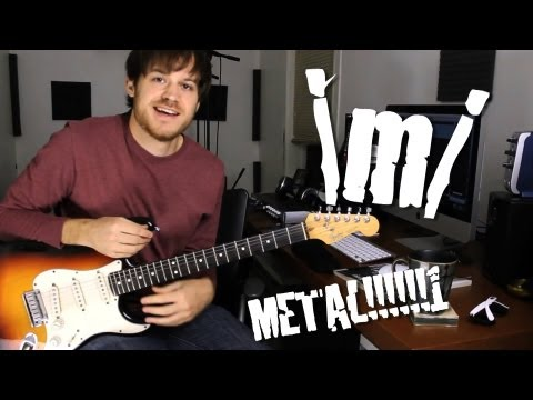 Rob Scallon - Metal Warm Up Riff