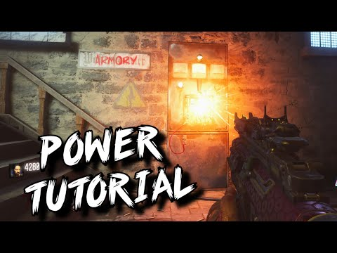 'Der Eisendrache'  How To Activate The Power! (Black Ops 3: Zombies)