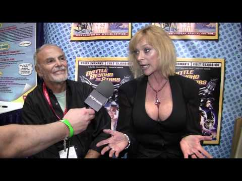 Battle Beyond the Stars Comic-Con Exclusive: John Saxon and Sybil Danning