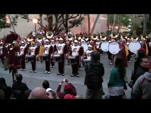 USC Band - Ladies of Pop Show @ Heritage Hall