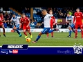 Bury Swindon goals and highlights
