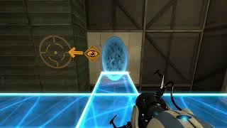 Portal 2 - Parkur 5 Bölüm 3