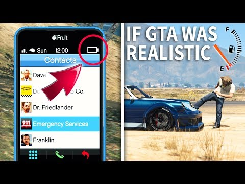 GTA V - If GTA was Realistic 2