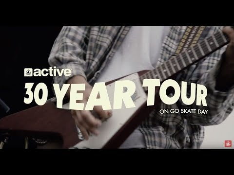 Active Ride Shop 30 Year Tour