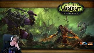 CZY TWÓRCA MOŻE BYĆ TWOIM KUMPLEM? - World of Warcraft: Battle for Azeroth