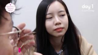 [ Nana in Seoul ] Before & After Model !! เอเจนซี่ ศัลยกรรมเกาหลี