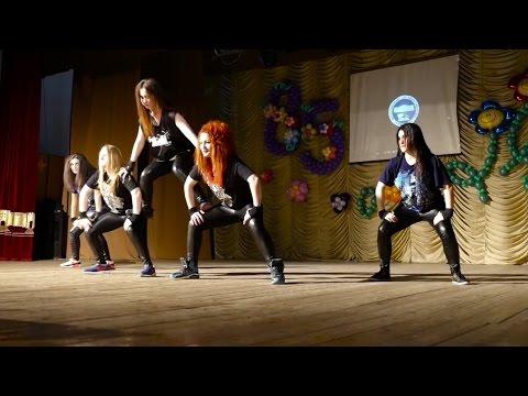 Street Dance (Дербент) - ДГУ, студ. весна 2016