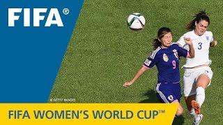 HIGHLIGHTS: Japan v. England - FIFA Women