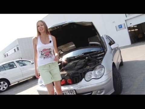 Подержанные машины - Mercedes-Benz C-class