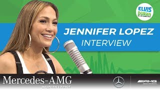 Why Jennifer Lopez Hasn't Started Her Wedding Planning | Elvis Duran Show