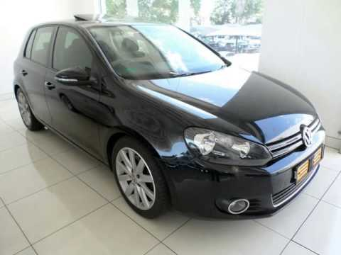 Golf Highline 2010 2010 Volkswagen Golf 6 1.4tsi