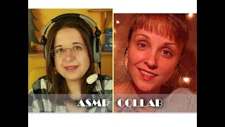 "❉ ASMR HOTLINE ""CHRISTMAS EDITION"" MIT ❉ ASMR ATELIER GERMANY ❉ (COLLAB) ❉ German/ Deutsch"