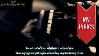 Download Lagu All Out Of Love | Air Supply | Lyrics [Kara + Vietsub HD] Gratis STAFABAND