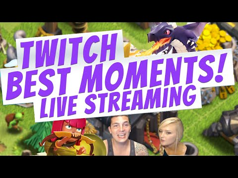 Twitch Stream With My Girlfriend! Highlights   Clips : Clash, Boom, Etc. video