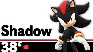 Super Smash Bros. Ultimate Shadow Reveal