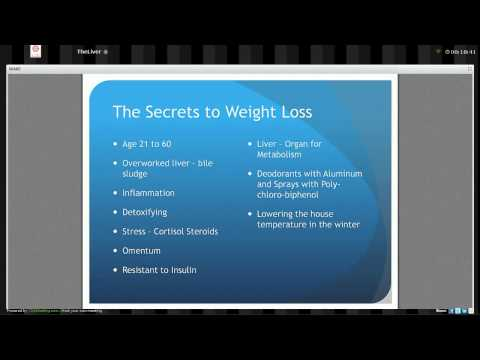 The Role of your Liver in Weight Loss
