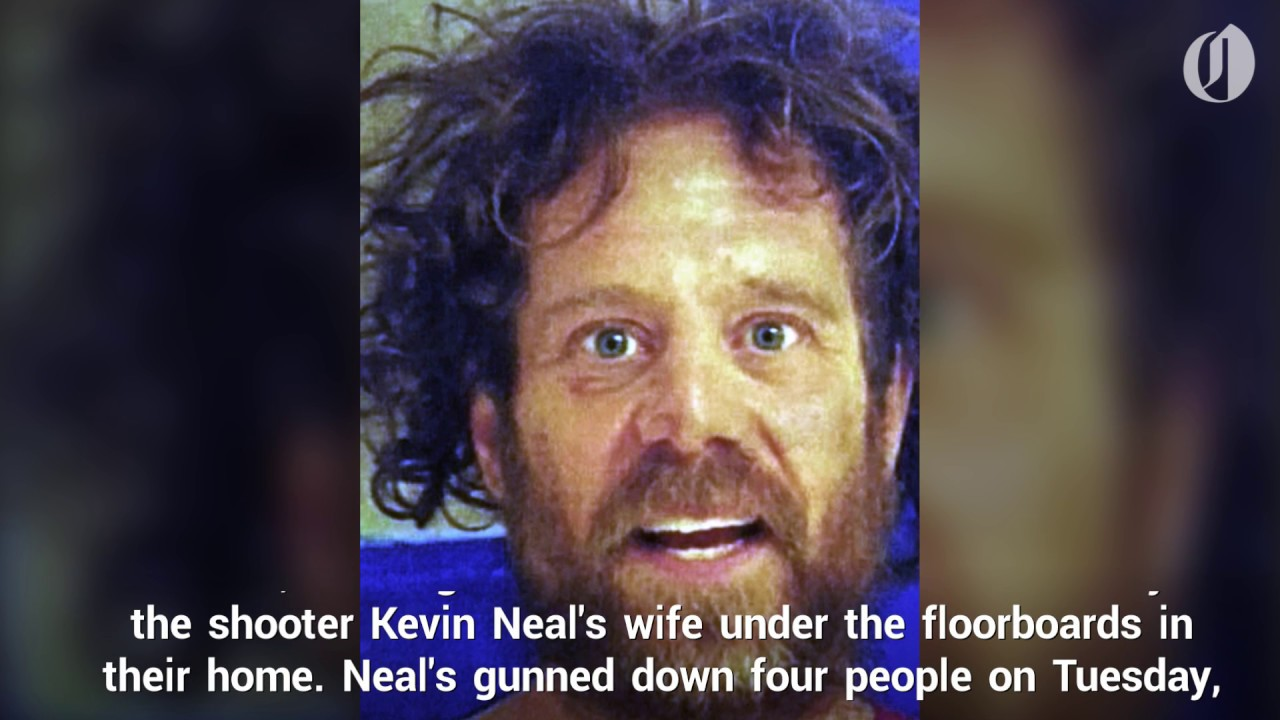 California Gunman Killed Wife, Buried Her Beneath Floor