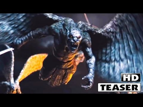I Frankenstein Teaser 2014 Deutsch