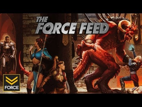 The Force Feed - Diablo Ushers In a Generation (March 28th 2012)