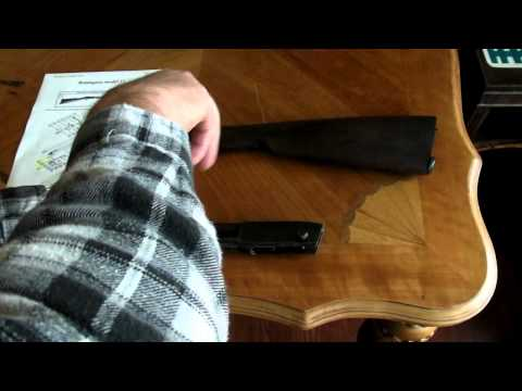 Barn Find Remington Model 12 Pump Action Rifle & Disassembly