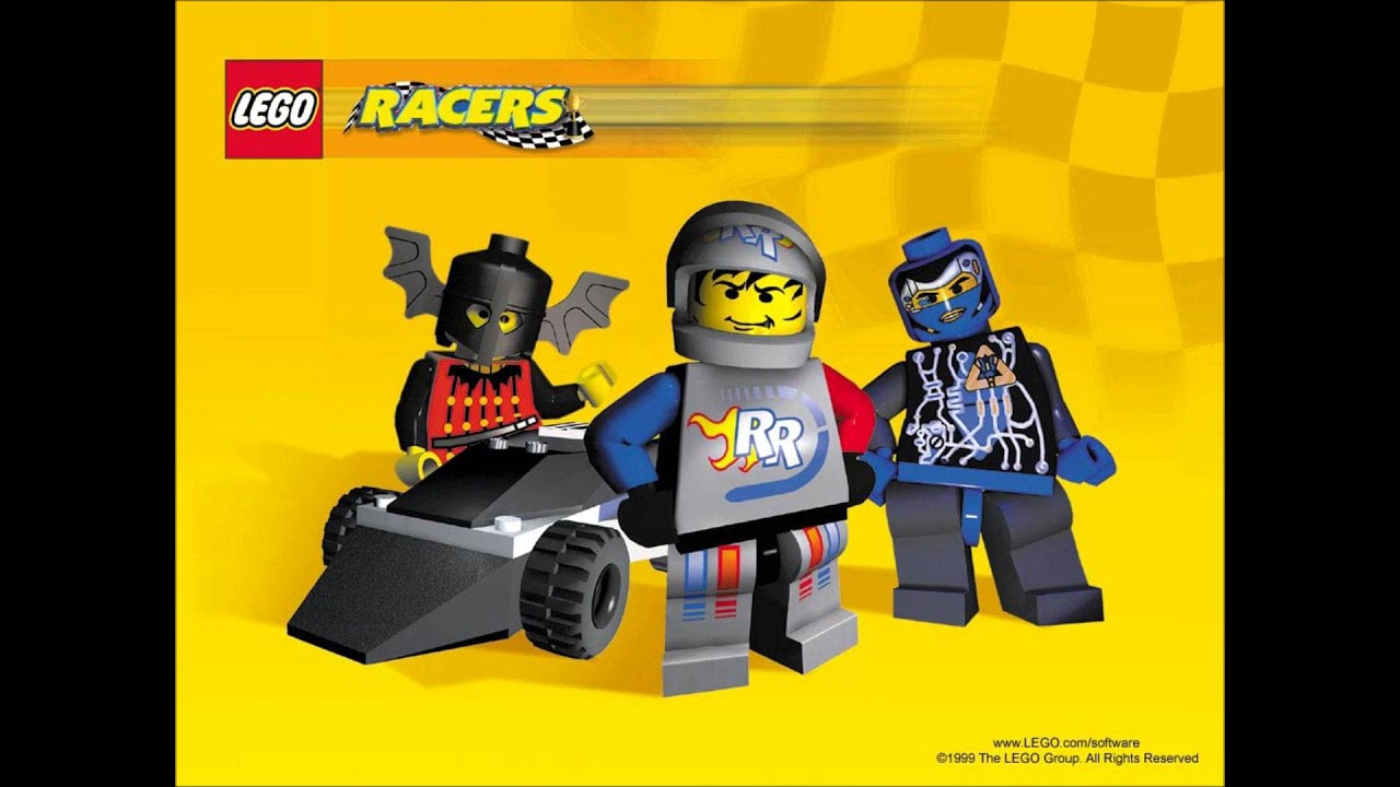 Lego Racers menu theme {Extended for 30 minutes} - YouTube