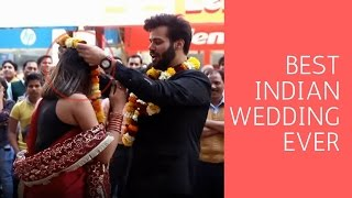 Fake Marriage Prank on Strangers In Public | Pranks In India | Funny Indian Wedding