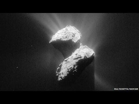 Philae comet lander wakes up, says European Space Agency