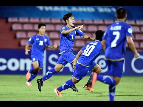 Oman vs Thailand: AFC U-16 Championship 2014