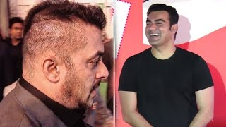 Arbaaz Khan On Salman Khan's Hair Fall Problem