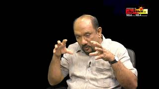 Sampanthan travels properly and cannot agree with everything Vigneshwaran says.