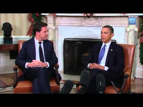 President Obama's Bilateral Meeting with Prime Minister Rutte of the Netherlands