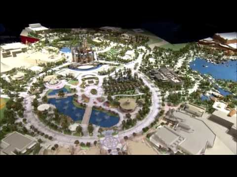 Shanghai Disneyland Attractions and Rides Preview Opening 2016 HD China