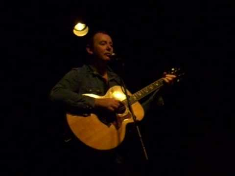 Francis Dunnery at Tin Angel - Give Up and Let It Go 12/09