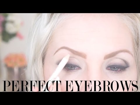 My eyebrow routine and my favorite brow products