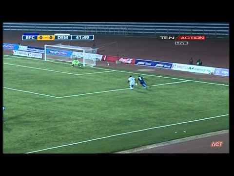 Hero I-League  Bengaluru FC (0) vs Dempo SC (0) 17-01-2015