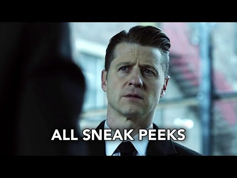 Gotham 4x12 All Sneak Peeks