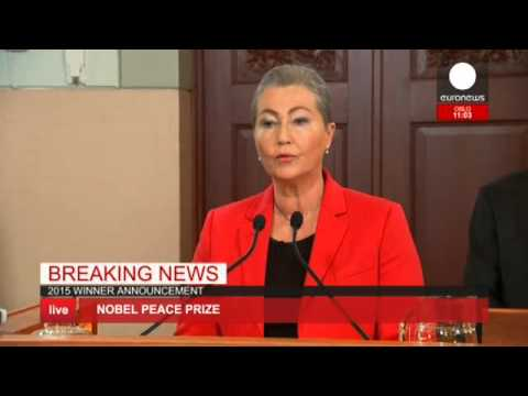 LIVE: Nobel Peace Prize awarded to National Dialogue Quartet in Tunisia