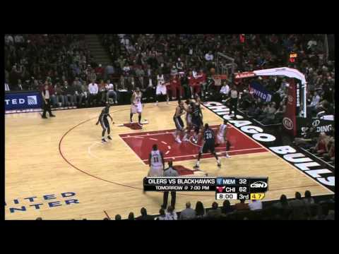 Derrick Rose Highlights 2012- Run This Town