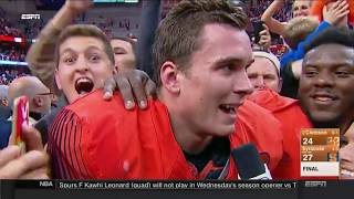 Last 6 Minutes of the GREATEST UPSET OF ALL TIME-- (2)Clemson vs. Syracuse Game. WORLD SHOCKED
