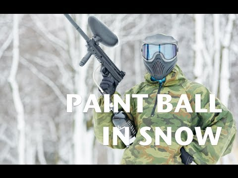 Paintball Adventures in Krasnoyarsk Siberia | 56th Parallel adventure travel