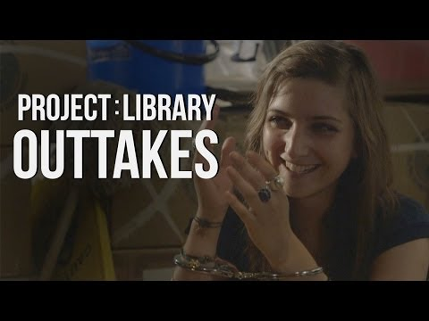 PROJECT: LIBRARY | Outtakes