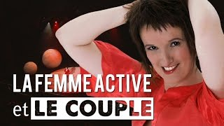 ANNE ROUMANOFF - La femme active et le couple