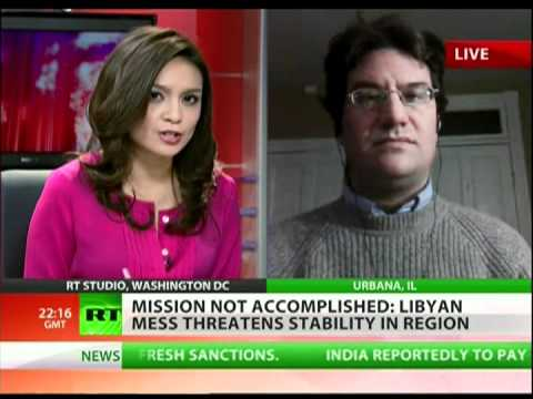 Libya on the verge of civil war again
