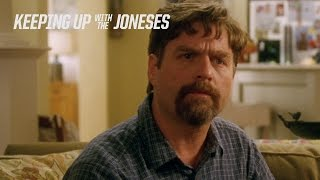 Keeping Up With The Joneses   Now On Digital HD   20th Century FOX