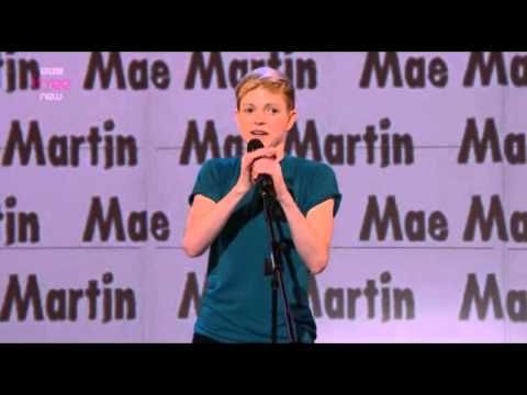 Mae Martin On Russell Howard