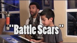 Lupe Fiasco Video - Guy Sebastian and Lupe Fiasco, &quot;Battle Scars&quot; - Cover by Myke Charles and JD