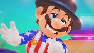 Lunch in Luncheon - Super Mario Odyssey Deluxe