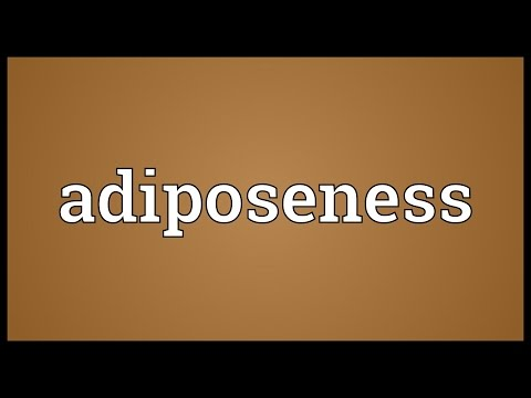 Header of Adiposeness